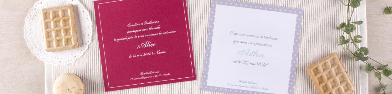 Textes De Faire Part Naissance 40 Idees Exemples D Annonce Rosemood