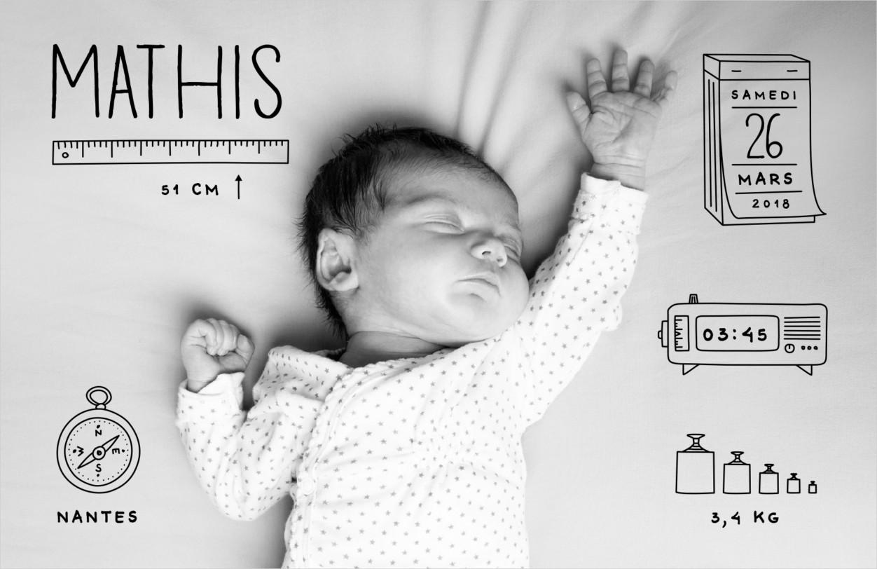 Bien connu Idées de pose pour les photos de votre faire-part de naissance HT35