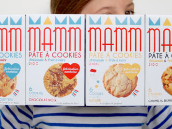 Recettes Mamm Cookies