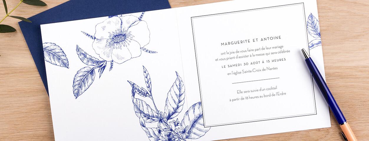 Idées De Textes De Faire Part De Mariage Traditionnel Rosemood