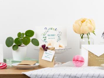 faire part de naissance et faire part de mariage par l 39 atelier rosemood. Black Bedroom Furniture Sets. Home Design Ideas